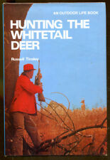 Hunting the Whitetail Deer by Russell Tinsley-1977 Edition in Dust Jacket