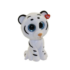 TY Beanie Boos Mini Boo SERIES 2 Collectible Figures TUNDRA White Tiger (2  inch) 97d01bd1991a