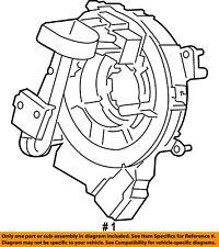 car truck air bag parts for ford ebay 1994 Ford Tempo Wiring Diagram ford oem 15 18 f 150 airbag air bag clockspring clock spring hl3z14a664a