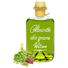 Absinth Die Grüne Witwe 0,5L Testurteil SEHR GUT(1,4) Max. Thujon 35mg/L 55%