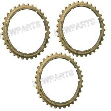 For Porsche 924 80-91 Set of 3 Synchro Ring 2nd-4th Gear OEM 016-311-295
