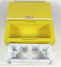 BRAWA LEERKARTON 43053 E-Lok BR E 73 01 DRG Sound DIGITAL OVP Leerverpackung H0