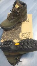 SCARPA scarponi scarponcini kevlar sportivi caccia CBC trekking impermeabili  41
