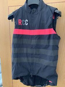 Rapha RCC  Insulated Gilet Pro Team - V Rare. Men's size Large