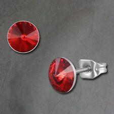 Runde Schönheits Mode-Ohrschmuck aus Edelstahl