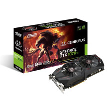 Asus GeForce GTX 1070ti 8gb CERBERUS Tarjeta gráfica