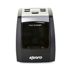 Kenro High Resolution Film Negative and Slide Scanner Handheld Super 8 110 35mm