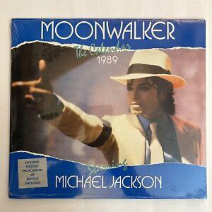 Michael Jackson Officially Licensed Moonwalker Calendar 1989 (New/Sealed)