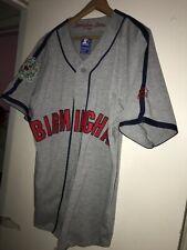 Vtg Birmingham Black Barons UNBL Negro League Baseball Jersey STARTER 1944 EDT