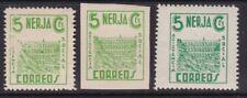 ESPAÑA - GUERRA CIVIL - NERJA - EIDIFL 1-2-2s - ASISTENCIA SOCIAL