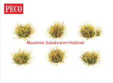 PECO Scene PSG-74 10mm Grass Tufts - SPRING - Self Adhesive 100 pk MODELRRSUPPLY