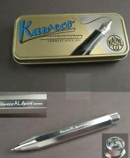 Kaweco Al Sports Raw Mechanical Pencil From Raw Aluminium #