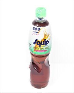 (1L=4,83€) Squid Fischsauce Nampla 725 - Glasflasche