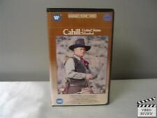 Cahill: United States Marshal * VHS * PV* John Wayne