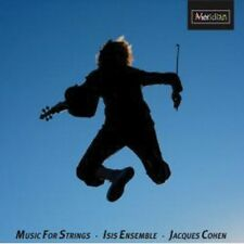 Jacques Cohen, Isis Ensemble - Music for Strings [New CD]