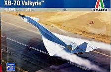 Rockwell Boeing XB-70 Valkyrie - Italeri Kit 1:72 - 1282 Nuovo