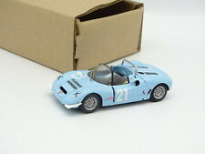 Car Pin Models Kit Monté SB 1/43 - Fiat ABARTH 1000 SP RACING IMOLA 1968 Dona