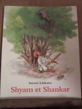 Satomi Ichikawa: Shyam et Shankar/ L'école des loisirs, 2002