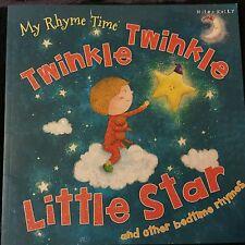 My Rhyme Time Twinkle Twinkle Little Star & other bedtime rhymes (Nursery Rhy.