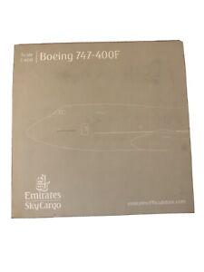 Gemini Jets 1:400 Emirates Sky Cargo Boeing 747-400F