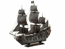 Pirates Of The Caribbean Disney Jack Sparrow The Black Pearl Plastic Kit 1:72