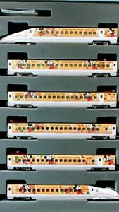 Tomix 97914 Limited Edition Kyushu Shinkansen 800-1000 Kyushu Waku Waku N Scale