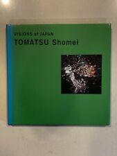 Visions of Japan - Shomei Tomatsu - Toshihara Ito (1997, Hardcover)