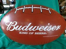 MAN CAVE BUDWEISER Inflatable Football