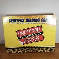 Vintage 1990 Only Fools & Horses Trotters Trading Game