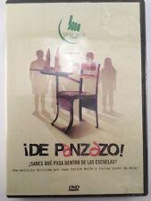 DE PANZAZO - DVD Documental Escuelas Y Educacion En Mexico CARLOS LORET DE MOLA