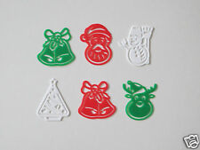 24 Xmas Stencil Party Goody Loot Bag Filler Favor School Supply Stocking Stuffer