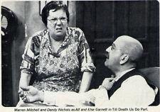 1967 Tv Article/British/Warren Mitchell/Dandy Nichols/Robertson Hare/Derek Nimmo