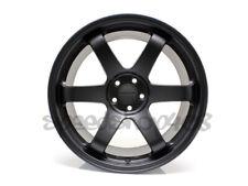 Rota Grid Wheels Flat Black 18x95 32 5x1143 For Subaru Sti 05 20 Wrx 15 2020