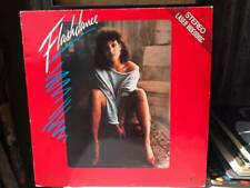 Flashdance - Vintage Laserdisc Movie - Jennifer Beals