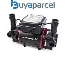 Grundfos STR2-2.0 C Niagara 2.0 Bar Twin Impeller Regenerative Shower Pump