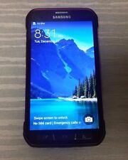 Samsung Galaxy S5 Active SM-G870A GSM(AT&T Unlocked) 4G LTE Smartphone Red B