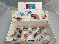18x Bully Disney Winnie The Pooh Splash Figur + Display-Box Bullyland handbemalt
