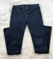 DL1961 Grace High Rise Straight Dark Denim Jeans, Women's Size 28 (29x33)