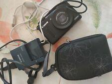 Canon PowerShot S100 12.1MP Digital Camera - Black