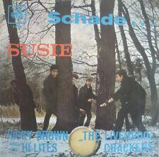 "7"" 1964 GERMAN BEAT RARE IN MINT- ! RICKY BROWN & THE HI-LITES : Schade"