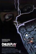 Child's Play Movie POSTER 27 x 40 Catherine Hicks, Alex Vincent, LICENSED NEW