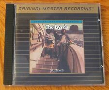 Untitled by The Byrds (CD, Apr-1998, Mobile Fidelity, MFSL) 24KT Gold Disc