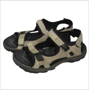 Ecco Yucatan Mens Shoes Sandals 41 8 Hiking Walking Casual Spring Summer Travel