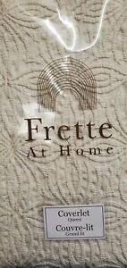 Frette At Home Queen Coverlet
