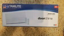 TAMLITE Lighting (Tamco) Wired Door Bell Doorbell CHIME Kit MESB1-2WH - New NIP