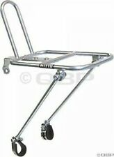 NITTO M18 Bicycle Carrier Front Rack Silver for 26''/27' Wheels FRONT-M18
