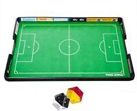 TIPP-KICK CUP Ersatz Reserve Spielfeld 108 x 71 cm + Bande + 2 Bälle Tip Kick