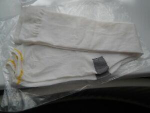 SMALL/MEDIUM Anti-Embolism/COMPESSION Stockings DVT Socks. PAIR  KNEE LENGTH.