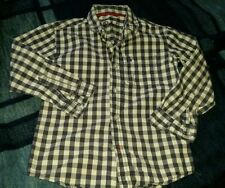 Primark Cotton Blend Checked Shirts (2-16 Years) for Boys