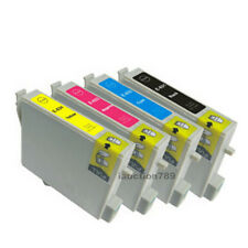 10pc INK Cartridges T0621, T0632-T0634 for C67 C87 CX3700 CX4100 CX4700 CX5700F